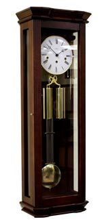 Hermle Hartford II 70817N90351-II Keywound Wall Clock CLICK FOR MORE DETAILS