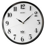 Seiko QXR131SLH Atomic Wall Clock CLICK FOR MORE DETAILS