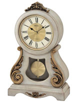 Seiko QXW220BLH Musical Mantel Clock CLICK FOR MORE DETAILS