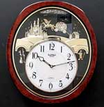 Rhythm 4MH862WU23 Princess Fantasy Musical Clock CLICK FOR MORE DETAILS
