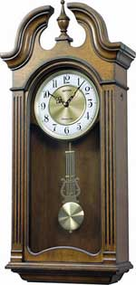 Rhythm CMJ518UR06 Tiara WSM Musical Wall Clock CLICK FOR MORE DETAILS