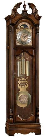Ridgeway Archdale 2564 Cherry Grandfather Clock CLICK FOR MORE DETAILS
