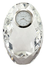Howard Miller RHAPSODY 645-732 Crystal Desk Clock CLICK FOR MORE DETAILS