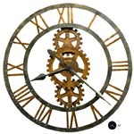 Howard Miller Crosby 625-517 Oversized Wall Clock CLICK FOR MORE DETAILS