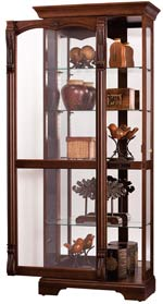 Howard Miller Bernadette 680-501 Curio Cabinet CLICK FOR MORE DETAILS