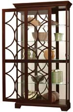 Howard Miller Morriston 680-493 Curio Cabinet CLICK FOR MORE DETAILS