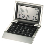 Howard Miller Companion World Time Clock And Calculator 645-725 CLICK FOR MORE DETAILS