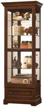 Howard Miller Manford 680-523 Curio Cabinet CLICK FOR MORE DETAILS