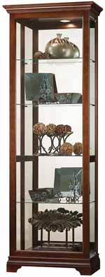 Howard Miller Elise 680-521 Curio Cabinet CLICK FOR MORE DETAILS