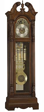 Ridgeway Rochdale 2563 Grandfather Clock CLICK FOR MORE DETAILS