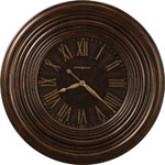 Howard Miller Harrisburg 625-519 Gallery Wall Clock CLICK FOR MORE DETAILS
