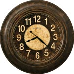 Howard Miller Bozeman 625-545 Gallery Wall Clock CLICK FOR MORE DETAILS