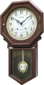 Rhythm CMJ377NR06 Colonial Chiming Wall Clock CLICK FOR MORE DETAILS