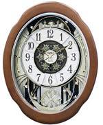 Rhythm 4MH841WB06 Anthology Legend Beatles Clock CLICK FOR MORE DETAILS