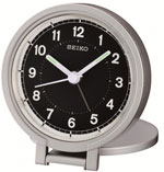 Seiko QHT011ALH Nebo Travel Alarm Clock CLICK FOR MORE DETAILS