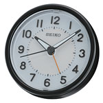 Seiko QHE087KLH Flashing Light Alarm Clock CLICK FOR MORE DETAILS