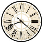 Howard Miller Pierre 625-546 Large Wall Clock CLICK FOR MORE DETAILS
