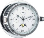 Hermle Constitution 35070-002100 Nautical Calender Clock CLICK FOR MORE DETAILS