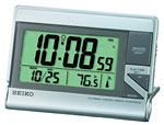 Seiko QHR024SLH Digital Perpetual Atomic Alarm Clock CLICK FOR MORE DETAILS