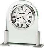 Howard Miller Brinell III 645-742 Table Clock - Alarm Clock CLICK FOR MORE DETAILS