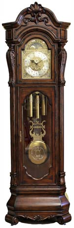 Hermle 010997-031161 Shelbourne Grandfather Clock CLICK FOR MORE DETAILS