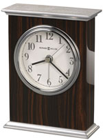 Howard Miller Regal 645-747 Desk Clock - Alarm Clock CLICK FOR MORE DETAILS
