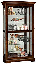 Howard Miller Tyler 680-537 Curio Cabinet CLICK FOR MORE DETAILS