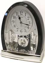 Rhythm 4RJ637WU08 Marble Crystal Bells Musical Mantel Clock CLICK FOR MORE DETAILS