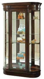 Howard Miller Allegra 680-549 Curio Cabinet CLICK FOR MORE DETAILS