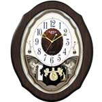 Rhythm Precious Angel 4MJ894WD06 Musical Clock CLICK FOR MORE DETAILS