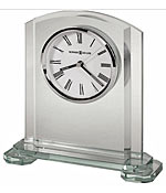 Howard Miller Stratus 645-752 Glass Desk Clock CLICK FOR MORE DETAILS