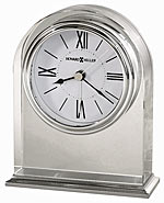 Howard Miller Optica 645-757 Crystal Arched Desk - Alarm Clock CLICK FOR MORE DETAILS
