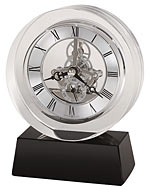 Howard Miller Fusion 645-758 Crystal Desk Clock CLICK FOR MORE DETAILS