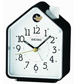 Seiko QHP002KLH Bird Lovers Alarm Clock CLICK FOR MORE DETAILS