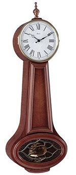 Hermle Buena Vista 70737-N92214 Banjo Clock CLICK FOR MORE DETAILS