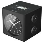 Seiko QHE112KLH Techni Clock Radio Alarm Clock CLICK FOR MORE DETAILS