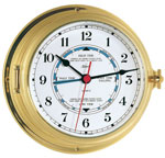 Hermle 35050-002100 Victory Quartz Tide and Time Clock CLICK FOR MORE DETAILS