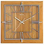 Bulova C4645 Studio Contemporary Wall Clock CLICK FOR MORE DETAILS