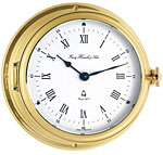 Hermle 35065-002117 Quartz Chiming Ships Clock CLICK FOR MORE DETAILS
