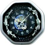 Rhythm 4MH891WD19 Galaxy Small World Clock CLICK FOR MORE DETAILS