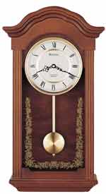 Bulova C4443 Baronet Wall Clock CLICK FOR MORE DETAILS