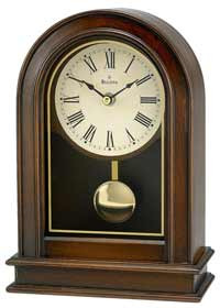 Bulova B7467 Hardwick Mantel Clock CLICK FOR MORE DETAILS