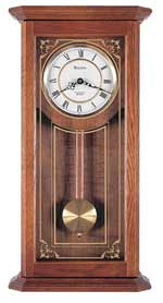 Bulova C3375 Cirrus Wall Pendulum Clock CLICK FOR MORE DETAILS