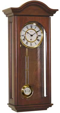 Hermle 70815-N90341 Brooke Keywound Wall Clock CLICK FOR MORE DETAILS