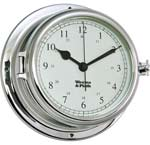 Weems and Plath 960500 Endurance II 135 Chrome Clock CLICK FOR MORE DETAILS