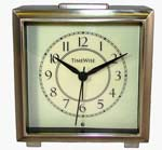 TimeWise Monarch TW13004 Antique Gold Alarm Clock CLICK FOR MORE DETAILS