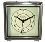 TimeWise Monarch TW13003 Antique Silver Alarm Clock CLICK FOR MORE DETAILS