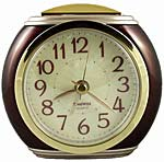 TimeWise Harvard TW15001 Bronze Retro Alarm Clock CLICK FOR MORE DETAILS