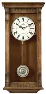 Bulova C4335 Warrick Chiming Wall Clock CLICK FOR MORE DETAILS