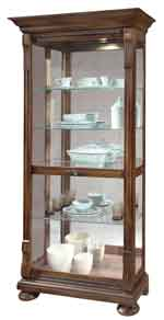 Howard Miller Curtis 680-561 Curio Cabinet CLICK FOR MORE DETAILS